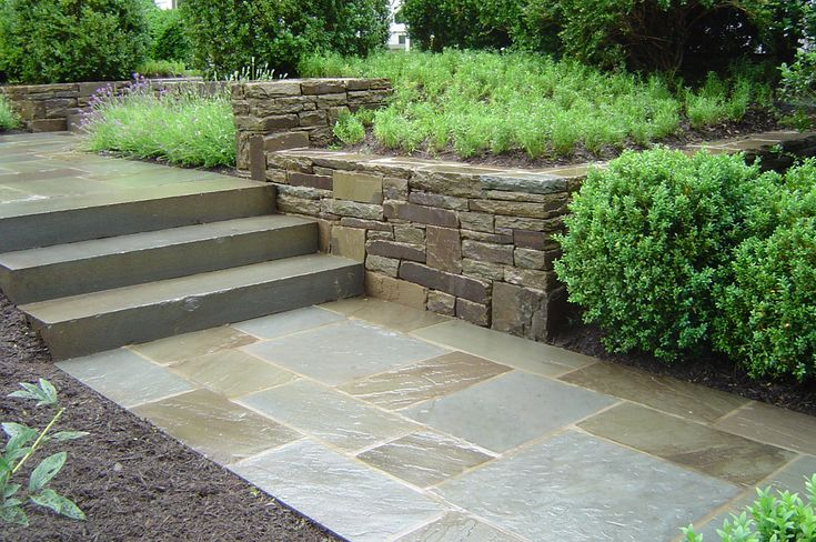 56 best images about front walkway on pinterest concrete for Landscaping rocks you can walk on