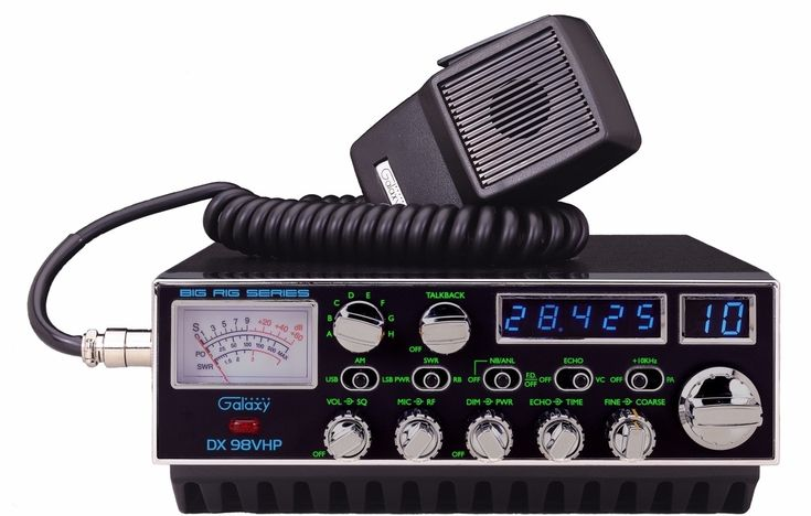 I would like to have this cb radio.