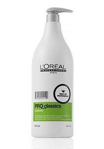 L 39 oréal pro classics texture shampoo 1500 ml