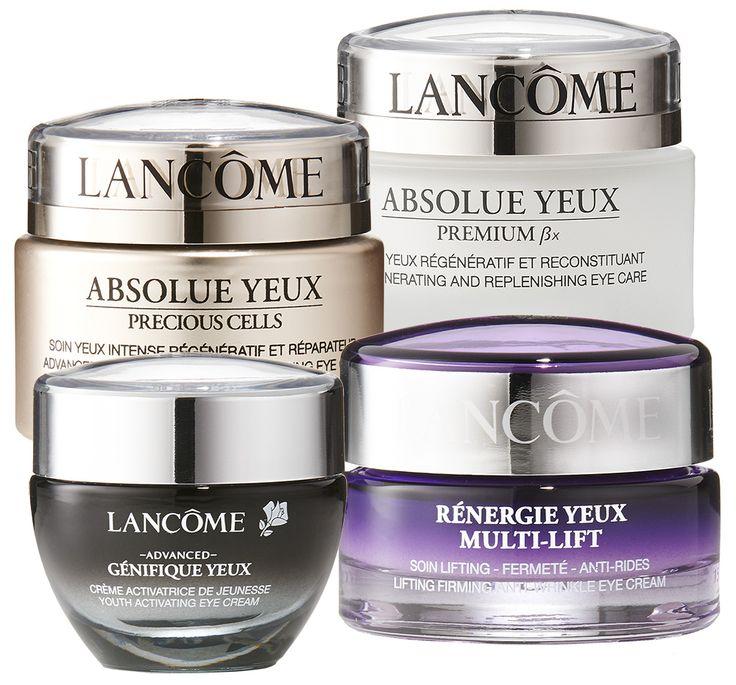 Lancôme-silmänympärysvoiteet