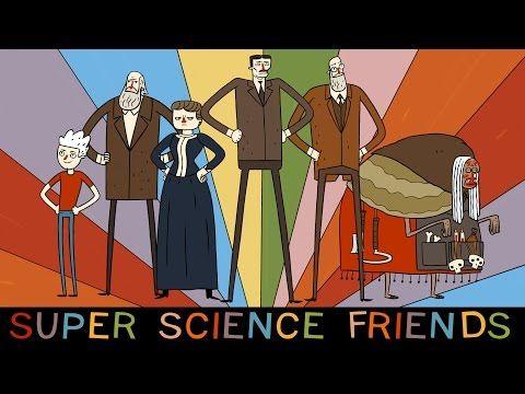 Super Science Friends - Episode 1: The Phantom Premise - YouTube