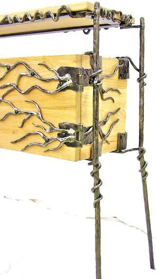 YZO Artiste Forgeronne, Sculpteur Métal | autres créations