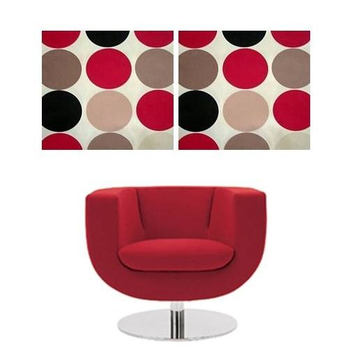 Retro is all about Spots, Dots, Circles, Shapes & Swirls. http://www.retrohomefabrics.com.au
