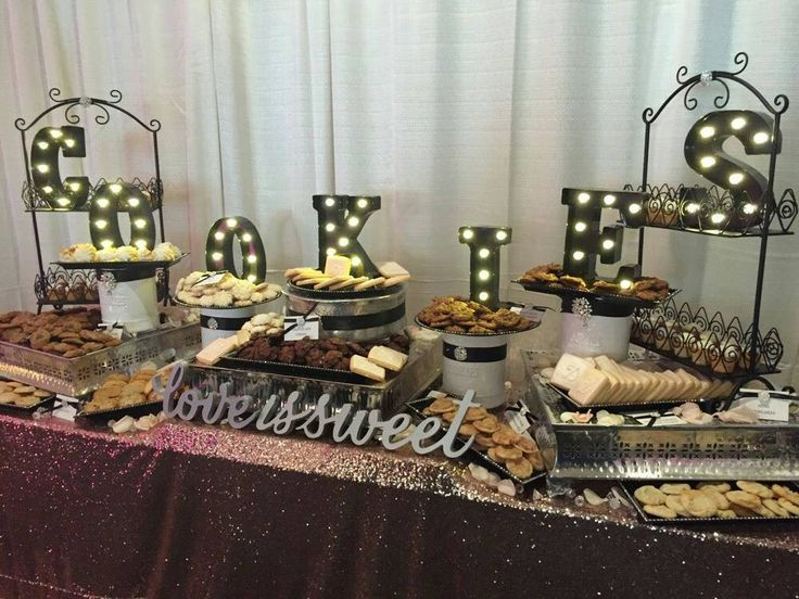 "Freestanding wooden ""Love is Sweet"" wedding signs are a fun and beautiful addition to your wedding dessert table decor. Fun to use on your candy bar or candy buffet table, your cake table display, and"