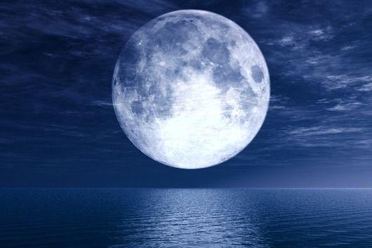 푸른 달 강