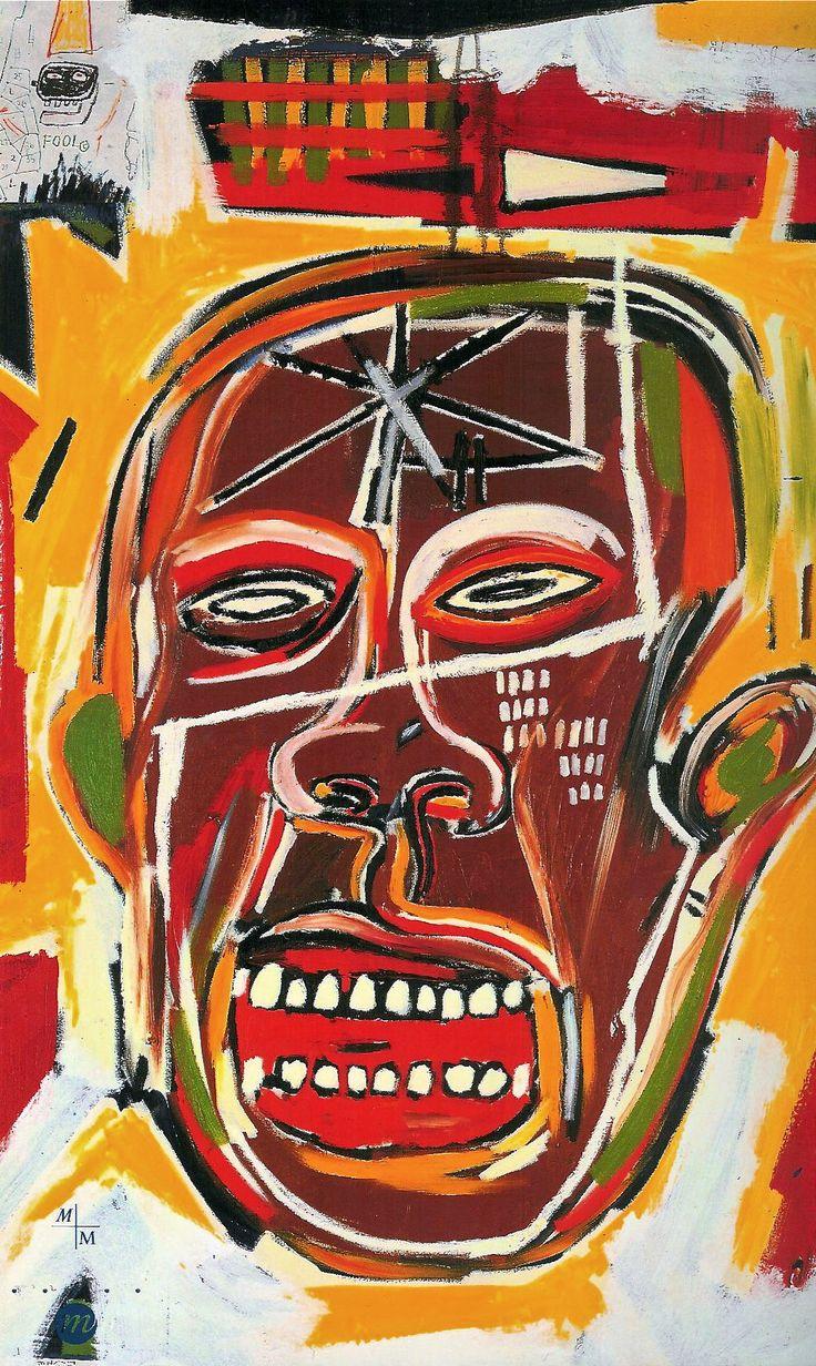 Jean Michel Basquiat. #jeanmichelbasquiat http://www.widewalls.ch/artist/jean-michel-basquiat/