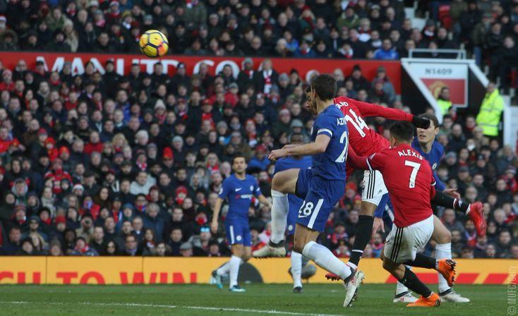 VIDEO: Man Utd Vs Chelsea Highlights EPL Match Day 28