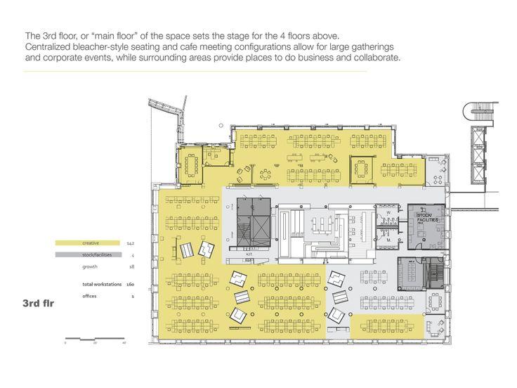 Gallery of Lowe Campbell Ewald Headquarters / Neumann ...