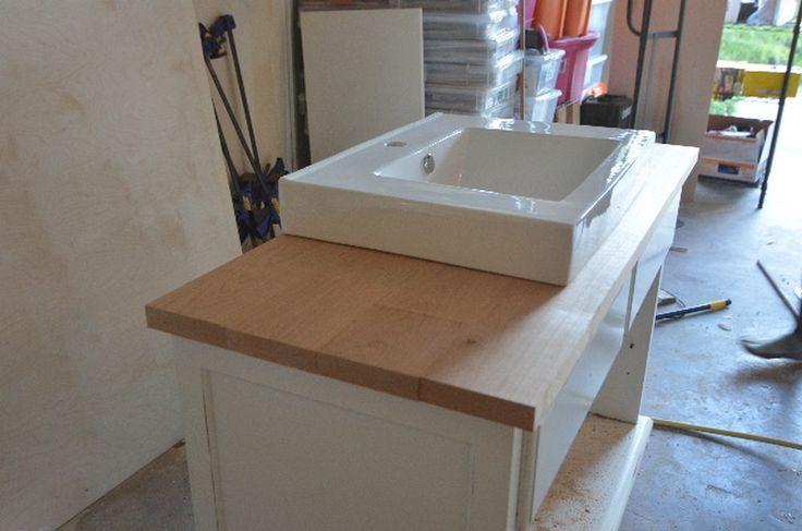 building a bathroom vanity - Google Search