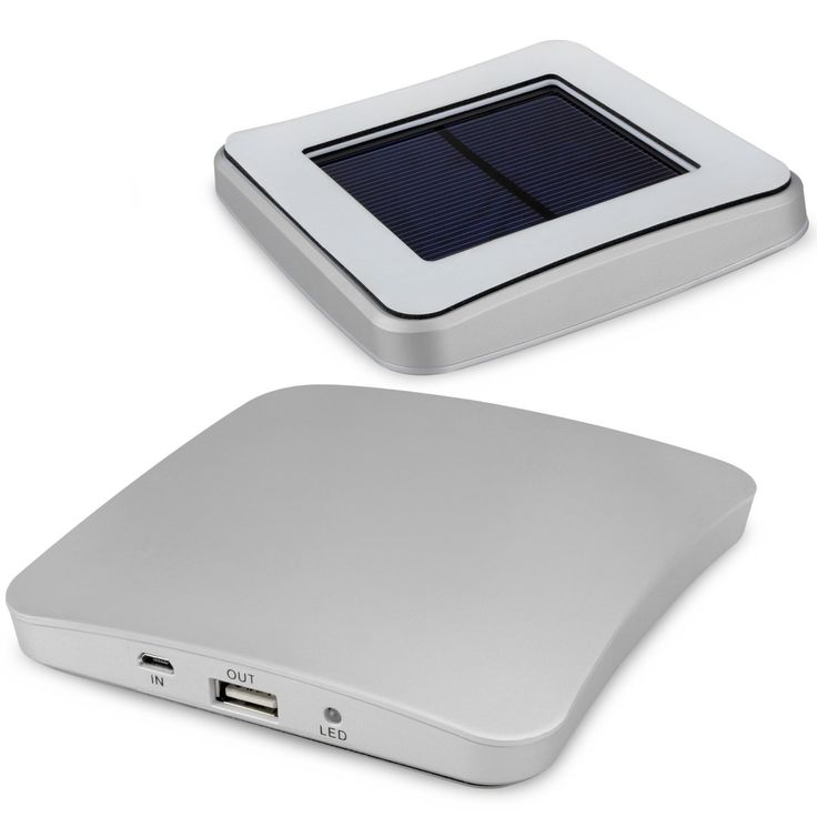 Amazon.com: SuperBZ 2600Mah Solar Window Charger for Apple iPhone 6 Plus 6 5S…