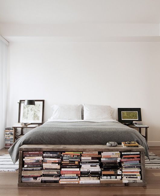 clean modern bedroom styling / sfgirlbybay
