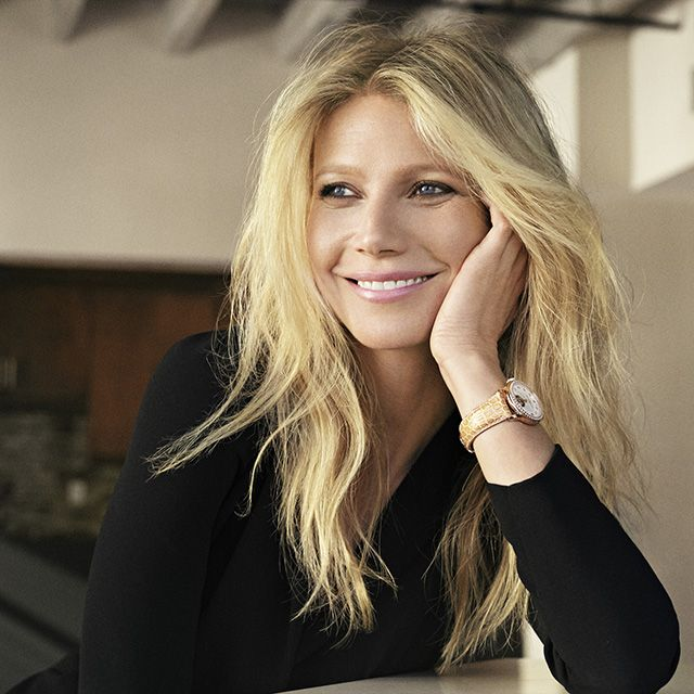 Gwyneth Paltrow is an ambassador for Frederique Constant.