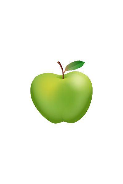 Apple Vector Image #apple #dentist #vector #vectorpack http://www.vectorvice.com/dental-vector-pack