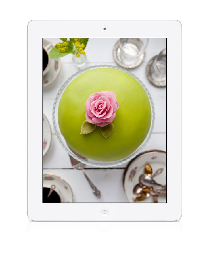 #Swedish #PrincessCake #Prinsesstårta #glutenfree #glutenfri Cook & Bake Gluten Free is a #baking #cookbook #app filled with delicious recipes for cakes - tasty and gluten-free! Available for #iPad and #iPhone. Download today! https://itunes.apple.com/gb/app/cakes-cook-bake-gluten-free/id669052535?mt=8