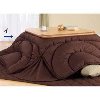 譲れない綿100*省スペースこたつ布団 | 猫とほのぼの手作り暮らし