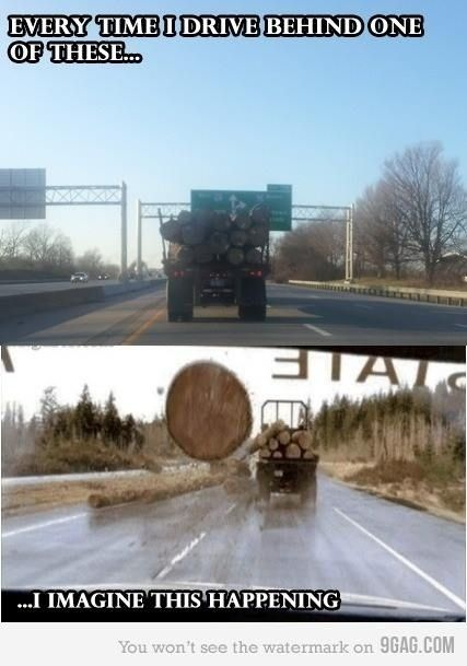 Final Destination taught you that EVERYTHING can kill you. | Community Post: 35 Things Horror Movies Taught You To Fear