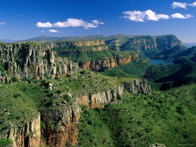 Drakensberg mountains, Blyde River Canyon