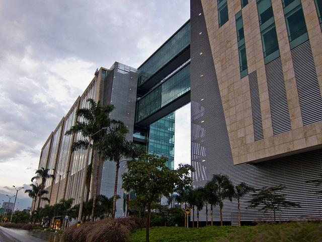Edificio Bancolombia. Medellín  Colombia