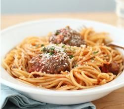 The BEST homemade meatballs.