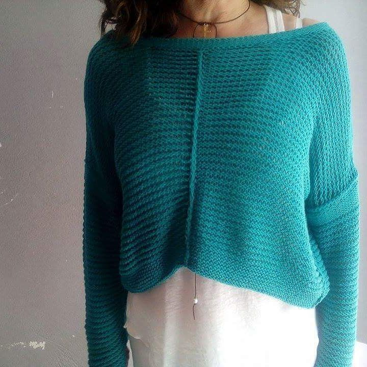 blouse #blousses #knit #top #handmade