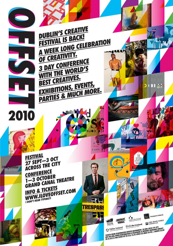OFFSET 2010! Dublin's Creative Festival