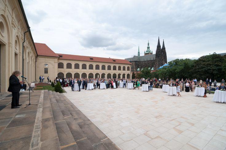 Slavnostní vernisáž výstavy Má vlast - pocta české krajinomalbě