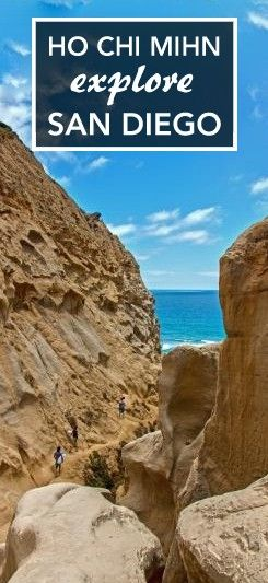 """Totally Breathtaking Trail to Hike Before You Die: Ho Chi Minh; San Diego, California: """"it's so beautiful. Hiking 2 miles through the breath taking steep cliffs of La Jolla the trail exits on a famous nudist beach. So awesome."""""""