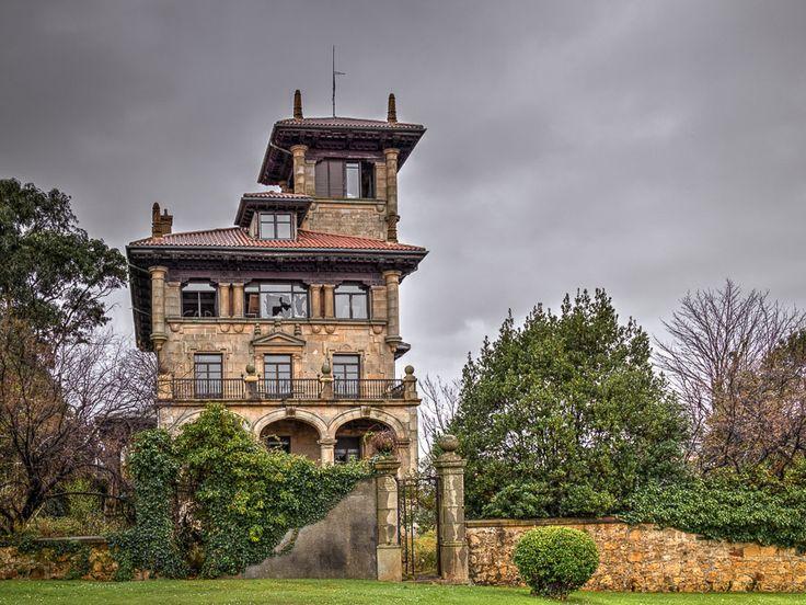 La casa de la Alcaldesa - Getxo