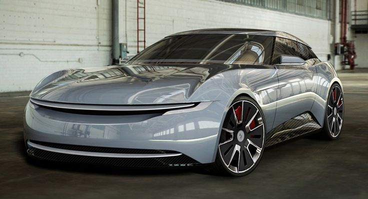 Say Hello To The Alcraft GT A British EV Shooting Brake With Supercar Performance