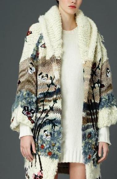 Межсезонная коллекция Valentino pre-fall 2015: шикарная одежда, которая пригодится для любого случая, настроения и погоды
