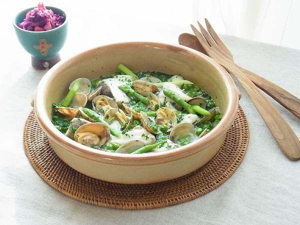 たらと緑野菜の土鍋煮込み by フードコーディネーターMami | レシピ ...