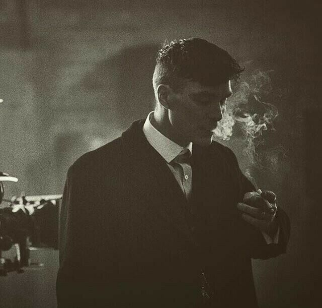 Behind The Scenes | Tommy Shelby | Peaky Blinders