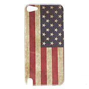 Estilo Retro EE.UU. Bandera patrón duro caso ... – USD $ 2.99