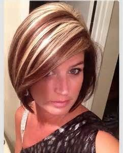 ... Chunky Highlights, Highlights Placement, Hair Cut, Blond Hair With Red