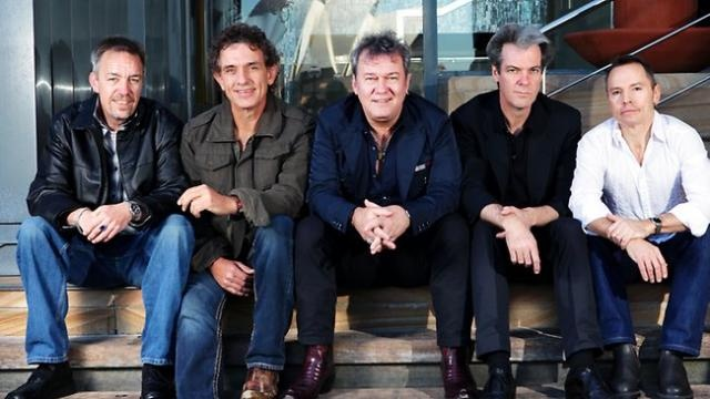 Cold Chisel - wish I'd seen them in there prime!