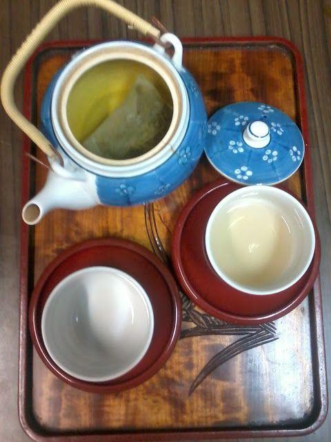 Natasha Sahashi's Style Blog What Makes You Happy ?!  : Why Green Tea?  (International Version)