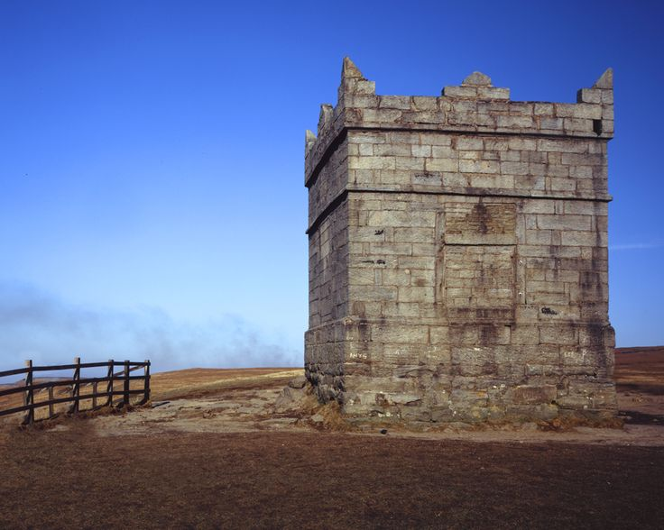 Rivington Pike, Bolton, Lancashire Shot on Fuji Velvia 5x4 Film.
