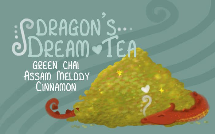 Dragon's Dream Tea: