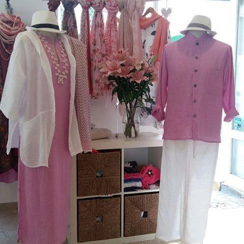 #Maravilloso #lino #italiano, #hechoamano en #Tarifa.  También, para #hombres, #camisa y # pantalón.  #vestido #monaco #largo.  #blusa #patricia #rosa.  #linen #linenshop #marbella #sotogrande #sevilla #linoyfinotarifa #style #streetstyle #fashionstyle #casual #handmade #chic #menfashion