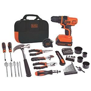 Cordless Power Drill Kit with Many Different Attachments   eBay