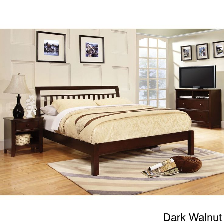 Allow This Platform Bed To Be The Main Focal Point With Its Eye Catching And