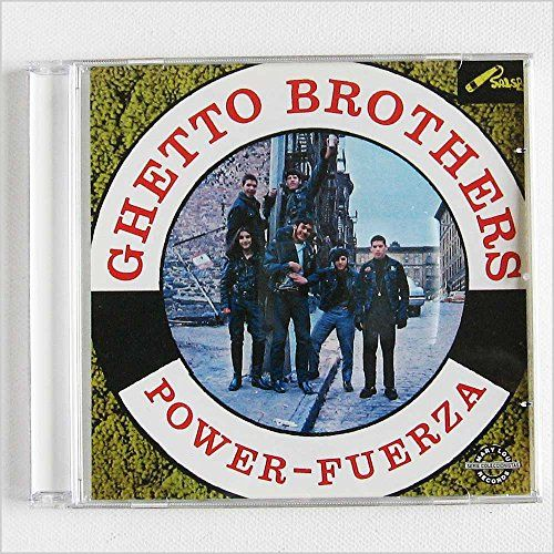 Fuerza, Power [Music CD]:   Format: Music CD, Salsa International Records. Funky Latino Rock music from Bronx based band The Ghetto Brothers, originally released in 1970. The album was produced by Mary Lou in house producer Bobby Marin. The band The Ghetto Brothers grew out of the Bronx street gang of the same name. Through the music they were the voice of the Ghetto Brothers: a group of mainly young people of Puerto Rican descent from the Bronx who wanted a better way of life. As they...