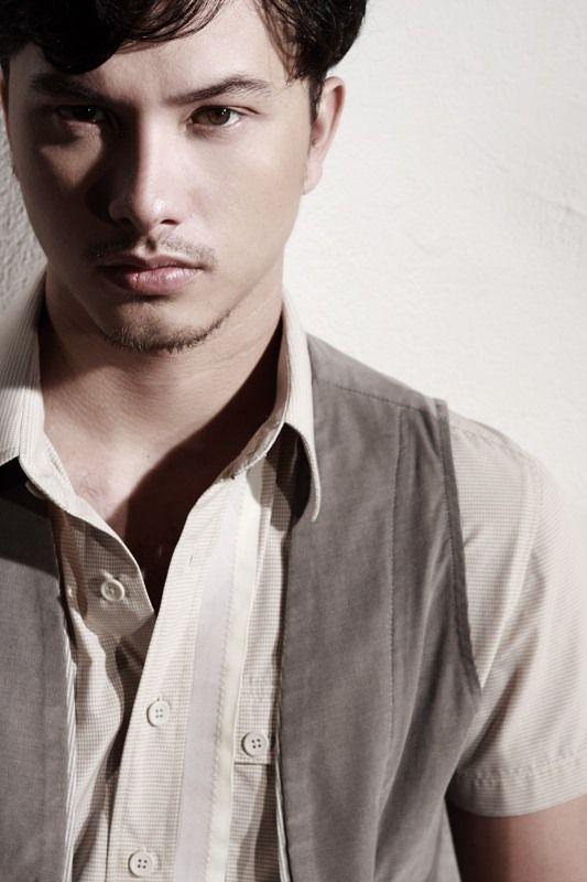 Pastel will never fail. Nicholas Saputra #fashion #men #style