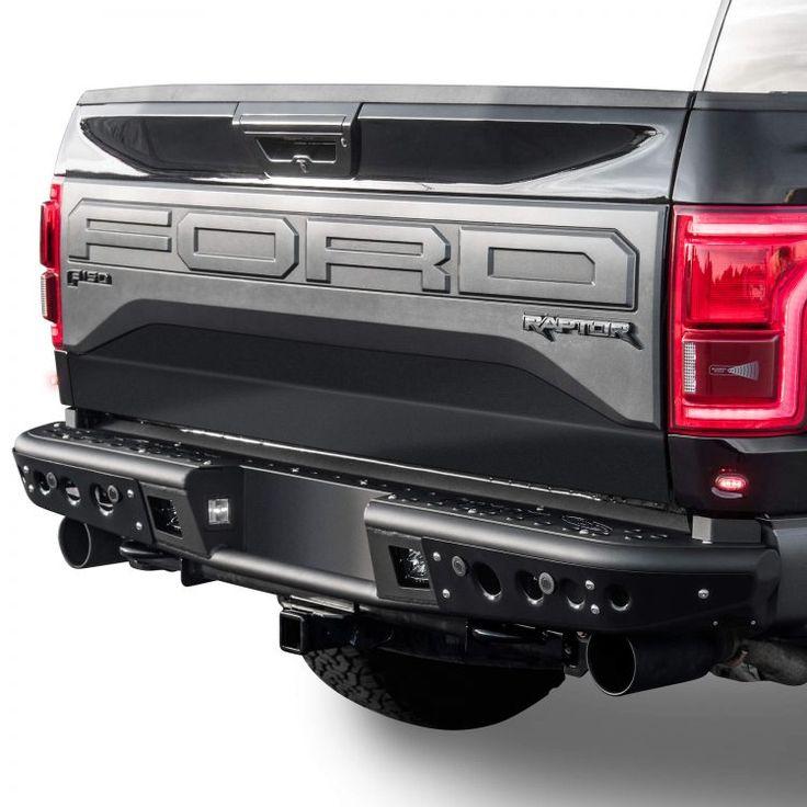 2017 Ford Raptor - Venom Rear Bumper from Addictive Desert Designs