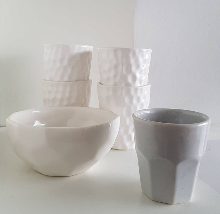 #pottery #handmade #bowls #vasodecafe #hechoamano