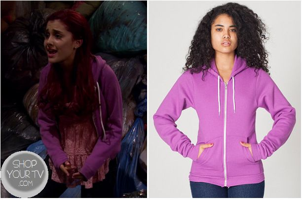 Shop Your Tv: Sam & Cat: Season 1 Episode 1 Cat's Purple ...