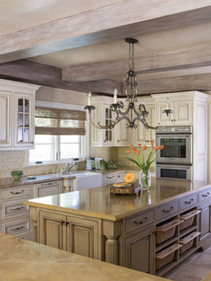 17 best ideas about french country kitchens on pinterest - Modern french country kitchen designs ...