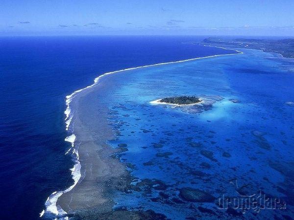 Veľký bariérový útes, Austrália