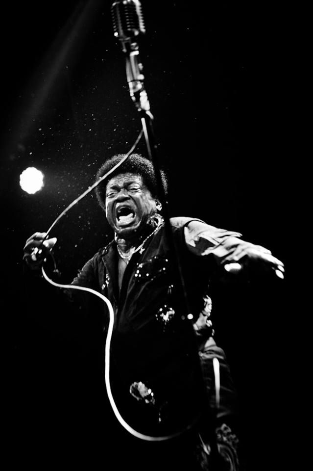 © Jean-Christophe Guillaume, 2013, Charles Bradley on stage