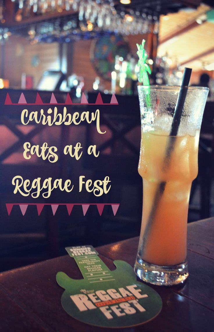 Caribbean Eats with a Reggae Fest + Giveaway